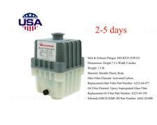 Edwards EMF20 Oil Mist Exhaust Filter KF25 Port RV12, E1M18, E2M18 Vacuum Pump