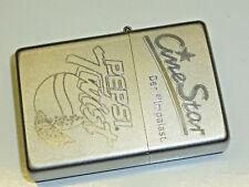 "ZIPPO Lighter ""Pepsi Twist"" - Tempête Briquet-Pat. 2032695 - 1999-Nice motifs"