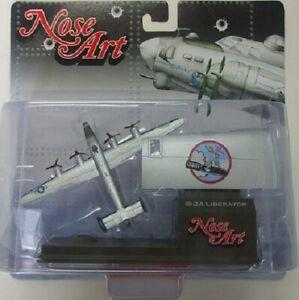 Corgi Nose Art B-24 Liberator Hare Power Airplane NEW CS90407 Retired