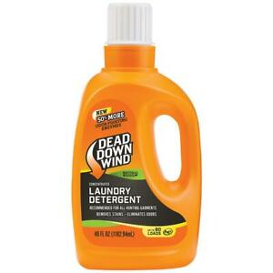 Dead Down Wind Laundry Detergent Natural Woods 40 oz.
