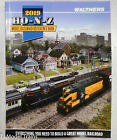 Walthers 913-219 Model Railroad Reference Book 2019 HO-N-Z