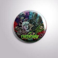 "CREEPSHOW HORROR CULT FANTASY MOVIE 1982 - Pinbacks Badge Button 2 1/4"" 59mm"