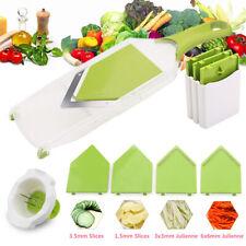 4in1 Smart Gemüseschneider Zwiebelschneider Obstschneider Multischneider Schäler