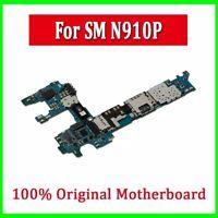 Original Motherboard Samsung Galaxy Note 4 N910P Mainboard Board scheda madre
