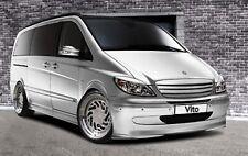 Scheinwerferblenden für Mercedes Benz Vito Viano W639 Böser Blick Scheinwerfer