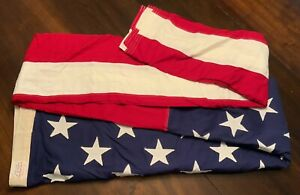 Valley Forge 9'x5' American Casket Flag, no box
