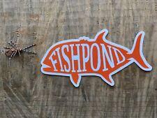 Fishpond GT Fly Fish sticker