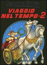 VIAGGIO NEL TEMPO 2,STILTON GERONIMO,PIEMME