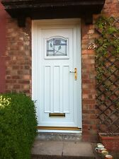 UPVC Front  Door Made To Measure(7- Working Days) 900mm By 2100mm Full Panel