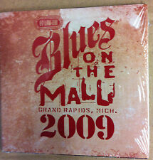 "97 LAV-FM ""Blues on the Mall 2009"" WLAV-FM Radio CD - BRAND NEW! OOP Live Music"