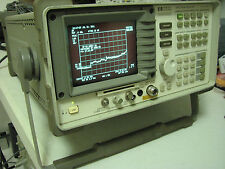 HP Agilent 8592B SPECTRUM ANALYZER 9khZ-22ghZ OPT 021