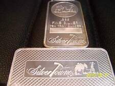 1-10ozt******SILVER TOWNE******.999 PURE SILVER ART BAR