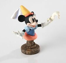 Disney Grand Jesters Studio Minnie Mouse Bust Statue Figurine NEW 18885