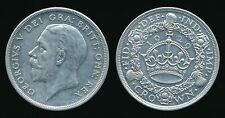 1929 George V - Silver WREATH CROWN......Fast Post