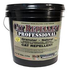 8 LBS PROFESSIONAL CAT REPELLENT ORGANIC, NON TOXIC ENVIRONMENT SAFE FERALCATS