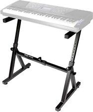 RockJam Z Style Keyboard Ständer elektronisch DJ Equipment Zubehör Musik Audio