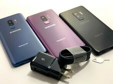 Samsung Galaxy S9+ Plus G965U 64GB T-Mobile Sprint AT&T Verizon Carrier Unlocked