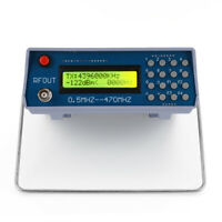 0.5MHz-470MHz RF Signal Generator Meter Tester for FM Radio Walkie-talkie