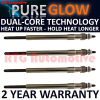 4X FOR FORD TRANSIT TOURNEO 2.0 2.2 2.4 DI TDCI DIESEL HEATER GLOW PLUGS GP52504