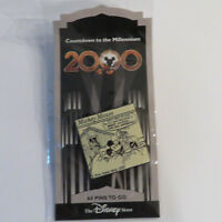 Disney Countdown to the Millennium Series #65 First Mickey Mouse  Pin