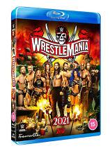 WWE WrestleMania 37 [2 Blu-ray] *NEU* DEUTSCH Deutscher Kommentar WM 2021 XXXVII