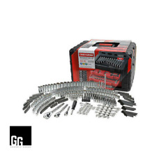 Craftsman New 450 Piece Mechanic's Tool Set W/Case Wrench Socket Ratchet Metric