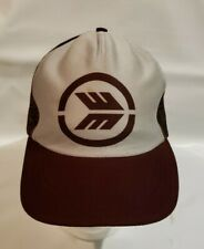 Vintage 80's Waste Management Trucker Hat Cap Mesh Made in the USA *Rare*