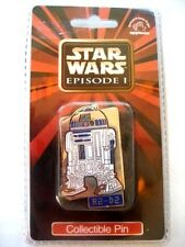 "Applause R2D2 1 3/4"" Metal Collector's Pin from Star Wars Episode 1-Brand New!"