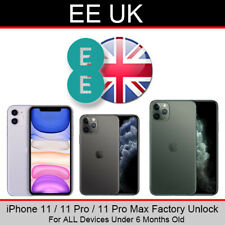 EE UK iPhone 11/11Pro/11Pro Max Factory Unlocking Service