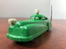 Vintage 1940s Keystone POLICE / COP CAR w/Siren/horn/Antenna RARE ACME I-133 USA