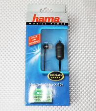 Headset Hama Voice X10 Proclass Nokia 3100 3200 3220 3230 3250 5070 5100 5500