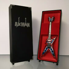 Dimebag Darrell (Pantera): Razorback Rebel - Miniature Guitar Replica