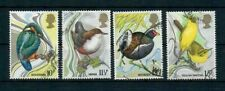 SBR51 GB Great Britain 1980 Birds Wild Bird Protection Act, Used