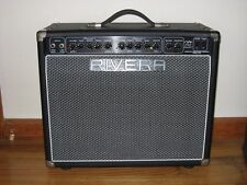 RIVERA R55-112 Combo AMPLIFIER (55 Watts W/Foot Switch) Great Condition
