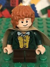 Lego Lord Of The Rings LOTR Hobbit MERRY Minifigure  9472 hobbit