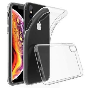 Coque tel case housse étui TPU silicone transparent apple iphone 8/8g/8+/8 plus