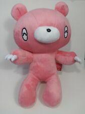 "Chax GP Gloomy Stuffed Bear Plush Premium Pink Tags #529 19"""
