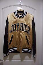 Joyrich Angelic Rich Reverse Jacket - Black X Gold - Size M