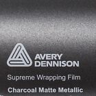 21,70€/m ² Avery Supreme Wrapping Film Charcoal Estera metálico mate Coche