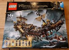 LEGO DISNEY Pirates of the Caribbean SILENT Mary NAVE 71042 NUOVO SIGILLATO esclusivo