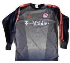 FC Bayern München Adidas Torwart Trikot 03/04 - T-Mobile Nr.1 Kahn Gr.S