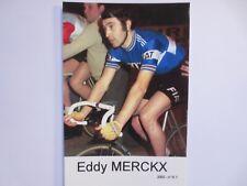wielerkaart team fiat eddy merckx
