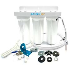 3 Stage Undersink  Water Filter System  -Get Pure Water today  in your kitchen