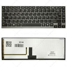 Spanish Keyboard Toshiba Satellite Z930-11G  Silver Frame | Backlight