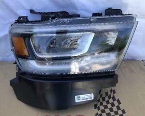 Dodge Ram 1500 Right Hand RH Passenger Side Headlight LED 2019 2020 2021