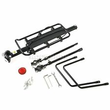 RockBros Bike Rear Rack Carry Carrier Seatpost Mount Quick Release Black