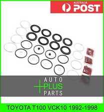 Fits TOYOTA T100 VCK10 Brake Caliper Cylinder Piston Seal Repair Kit