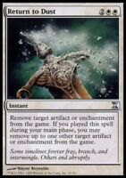 MTG Magic : Playset (4x) Return to dust  Spirale Temporelle Time Spiral  VO NM