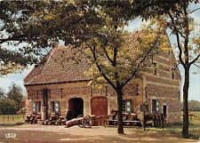 BR53100 Domein Bokrijk openluchtmuseum paanhuis    Belgium