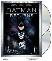 Batman Returns (DVD, 2005, 2-Disc Set, Special Edition)